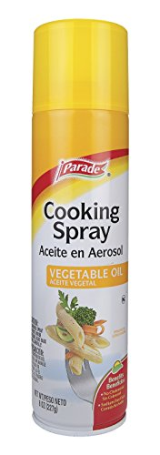 Parade Cooking Spray, Vegetable, 8 Ounce - 1