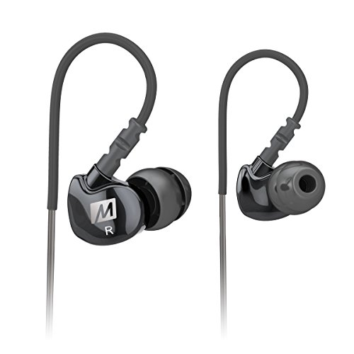 Noise Isolating In-Ear Headphones
