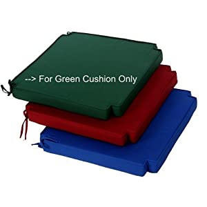 chair cushions forest green patio furniture cushions patio lawn