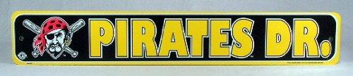 Pittsburgh Pirates Dr. Street Sign MLB Licensed