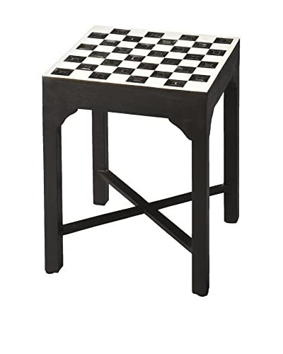 Butler Specialty Company Bunching Chess Table, Black