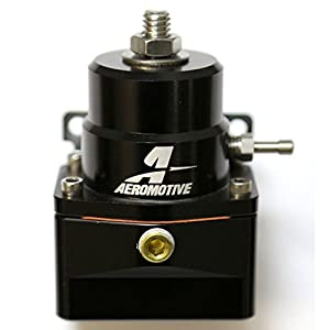 Aeromotive 13109B Adjustable Fuel Pressure Regulator