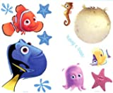 Blue Mountain Wallcoverings GAPP1763 Finding Nemo Self-Stick Room Appliqus