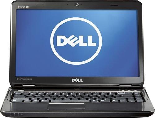 41vYugSXfJL. SL500  Dell I15 1364BK Inspiron Laptop Computer / 15.6 inch Display Screen / Intel Celeron B820 Dual core 1.7 GHz Processor / 4GB DDR3 RAM Memory / 320GB Hard Drive / 6 cell Battery / Webcam / Bluetooth 3.0 / Double layer DVD±RW/CD RW / Windows 8 / Black