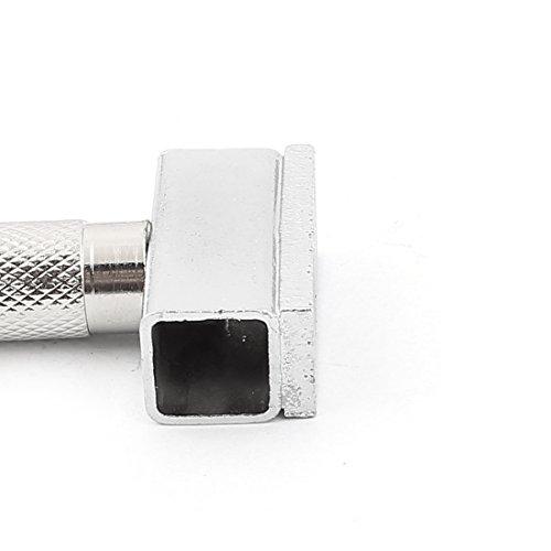 sourcingmap® Lathe Dressing Tool Diamond Grinding Disc Stone Dresser Silver Tone