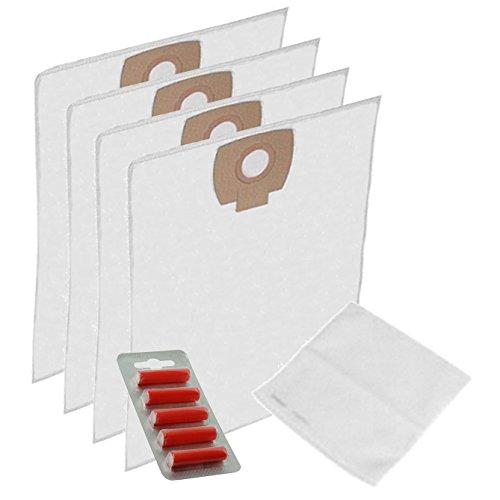 wet-spares2go-chiffon-sec-de-sacs-filtrant-pour-aspirateur-nilfisk-alto-aero-polaire-homespares-lot-