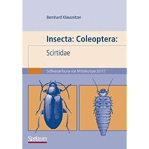 Insecta: Coleoptera: Scirtidae: Süßwasserfauna von Mitteleuropa. Bd. 20/17