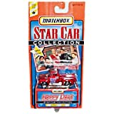 Matchbox Star Car Collection Series 1 Happy Days Candy Apple Red Metallic '56 Ford Pick-up Special Edition (Color: Metalflake Maroon, Tamaño: 1:64 Scale)