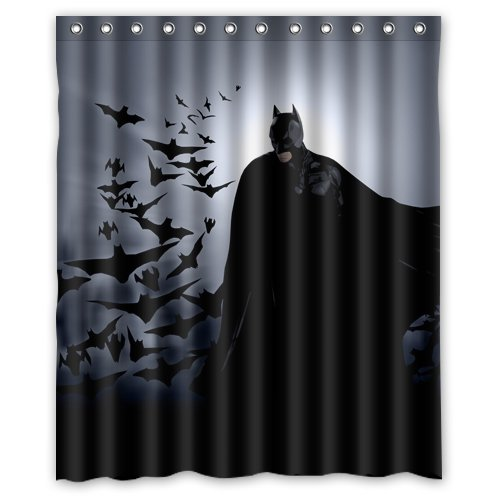 Awesome Batman Shower Curtain Designs - Best Sellers