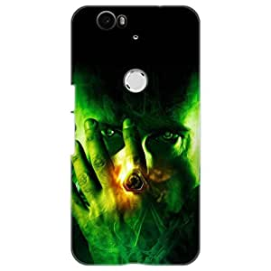 a AND b Designer Printed Mobile Back Cover / Back Case For Huawei Nexus 6P (Nexus_6P_3D_2753)