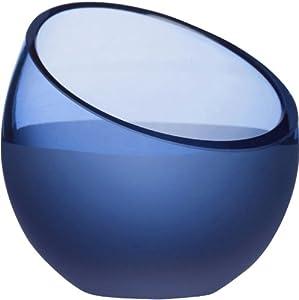SEAglasbruk Aqua Tea Light Holder, Blue