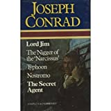 Joseph Conrad: Lord Jim / The Nigger of Narcissus / Typhoon / Nostromo / The Secret Agent