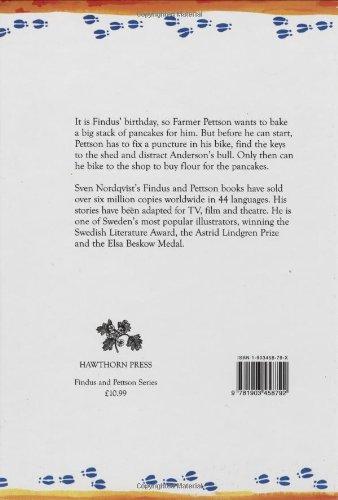 Pancakes for Findus (Findus & Pettson)
