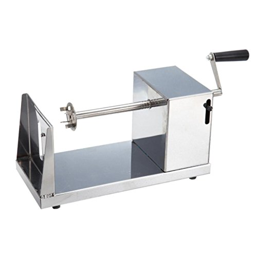 Top-cofrLD Stainless Steel Tornado potato machine potato spiral cutting machine potato cutter machine /potato chips machine (Spiral Potato Cutter compare prices)