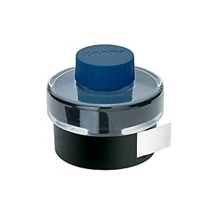 Lamy Bottled Ink 50ml With Blotting Paper-Blue