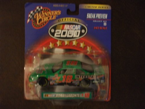 Bobby Labonte #18 1:43 Scale Interstate Batteries - 1