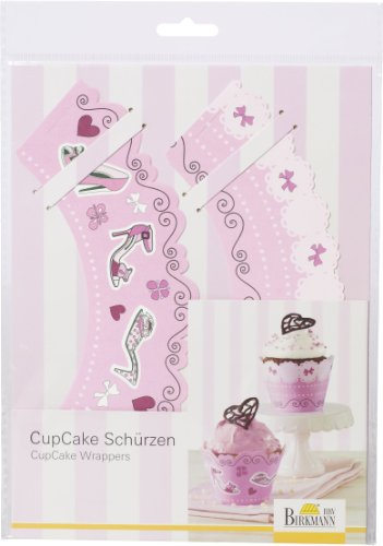 RBV Birkmann 441873 - Papel para cupcakes, diseño Cake in the City