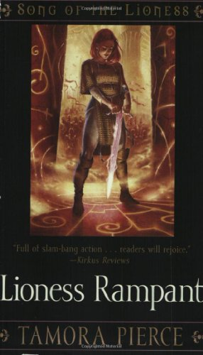 Cover of Lioness Rampant (Song of the Lioness)