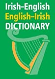 Irish-English English-Irish Dictionary