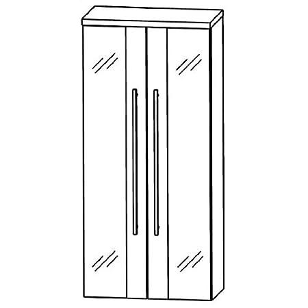 Kera Puris Trends (MNA846A7G Bathroom Cabinet 60 CM