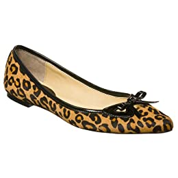 Product Image Women's Merona® Collection Rosaline Point-Toe Flats - Leopard