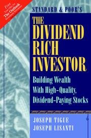 The Dividend Rich Investor Building Wealth with High Quality, Dividend-Paying Stocks PDF