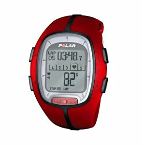 Polar Heart Rate Monitor -  RS200 Red