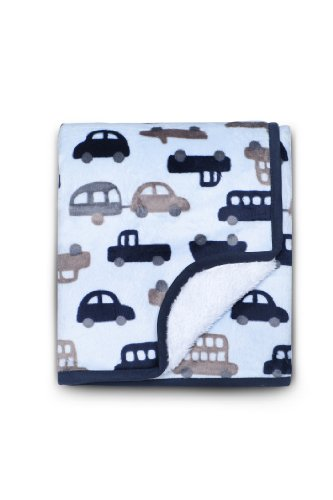 Navy And White Baby Bedding 1849 front