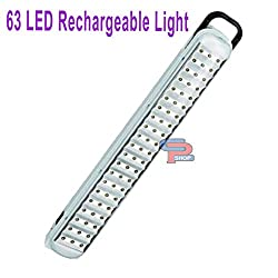 63 LED Portable Rechargeable Emergency LED Light