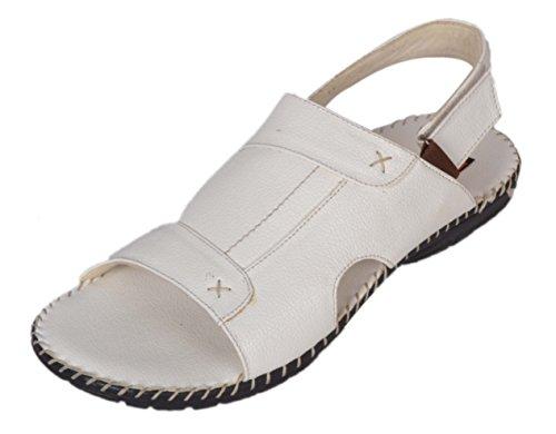 Alive Alive White Sandal