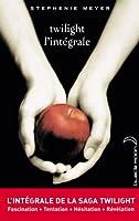L'int�grale de la saga Twilight (Black Moon)