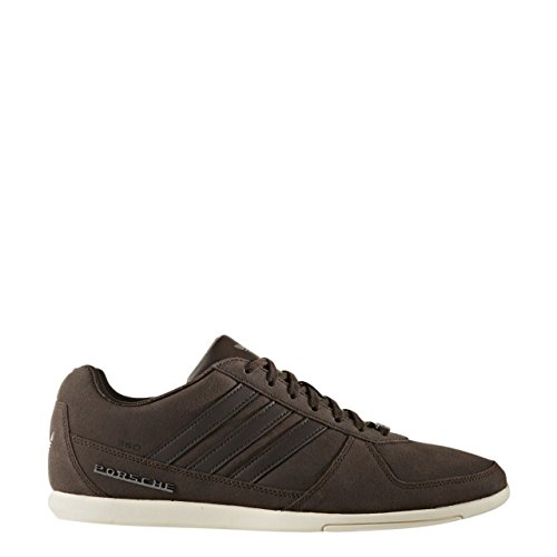 Adidas Originals Porsche 360 1.2 Suede Schuhe dark brown-dark brown-chalk white - 41 1/3 thumbnail