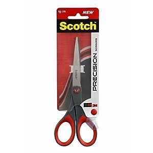 Scotch Ciseau Taille 18 cm Rouge/Gris