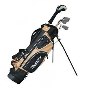 Masters MC-J520 Clubs de golf Junior 12 à 14 ans Droitier Fibre de carbone