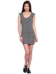 Ladybug Womens Short Printed Dress
