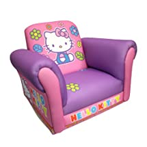 Hello Kitty Deluxe Rocking Chair, Lavender