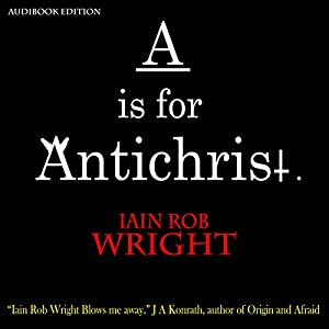 A Is for Antichrist Audiobook