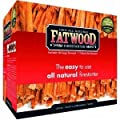 Wood Products 9910 Fatwood Box 10 Pounds by Wood Products