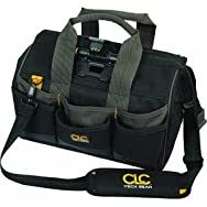 Custom LeathercraftL23029-Pocket Lighted Tool Bag-29PKT 14