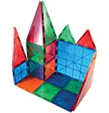 PicassoTiles 100-Piece Set Magnet Building Tiles