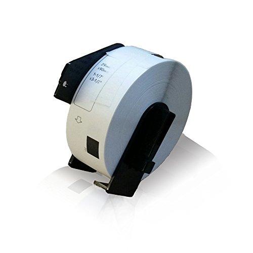 kompatible Etiketten-Rolle für Brother DK-11201 P-Touch QL1050 N P-Touch QL1050N P-Touch QL1060N P-Touch QL500 A P-Touch QL500A P-Touch QL500BS P-Touch QL500BW P-Touch QL550 P-Touch QL560 Adressetiketten 29mm x 90mm DK11201