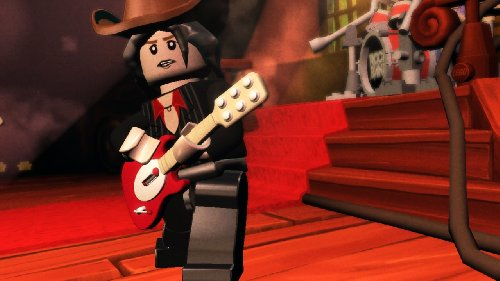 LEGO Rock Band galerija