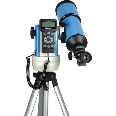 Smartstar R80 Computerized Refractor Telescope Color: Blue