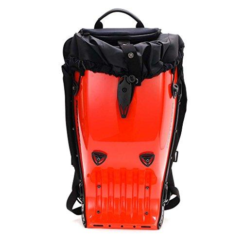 (ポイント65)Point 65 Boblbee ボブルビー GT 25L(旧Megalopolis Executive メガロポリス エグゼクティブ) 300267 バックパック Diablo Red(Glossy Red) [並行輸入品]