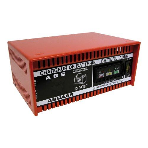 Carpoint 0605300 Absaar Batterie Ladegerät 6A