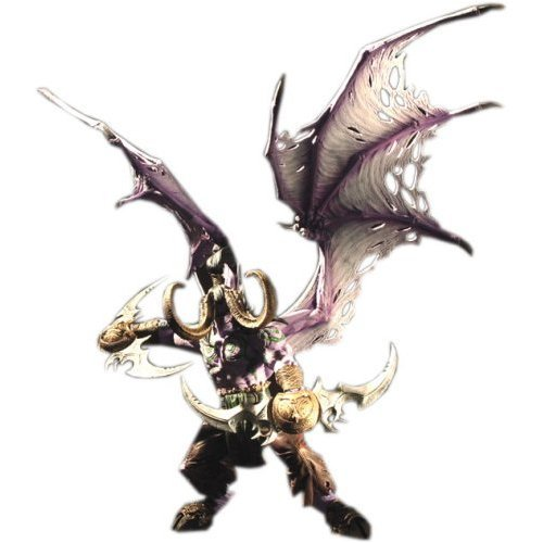 Picture of DC Direct World of Warcraft: Illidan Stormrage Deluxe Collector Figure (B000QU8VWS) (DC Direct Action Figures)