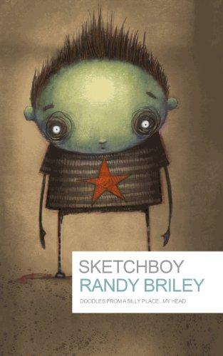 Book: Sketchboy by Randy Briley