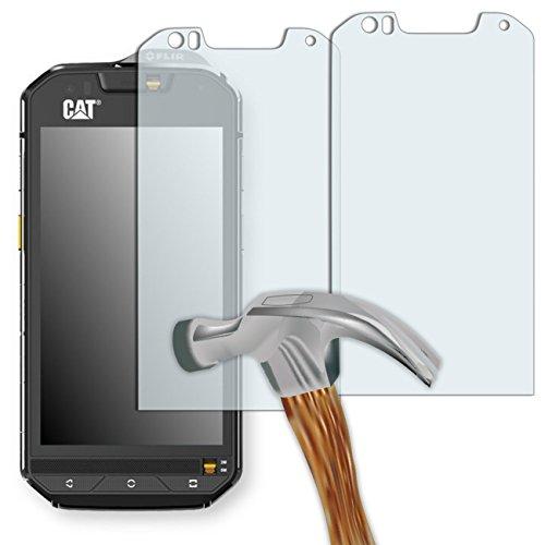 2 x DISAGU Pellicola alta protezione del display per Cat S60 antirottura