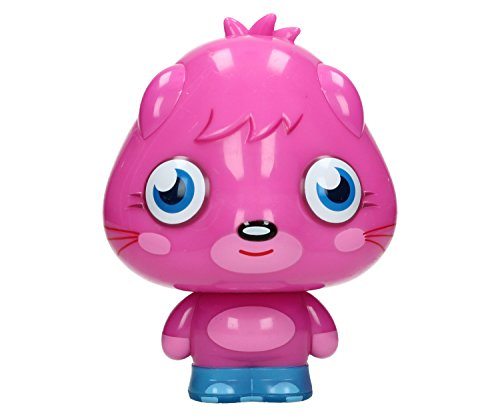 Figura Moshi Monsters otturatore 3D - Bagno e gel doccia da 300 ml, 1-pack (1 x 0438 kg)