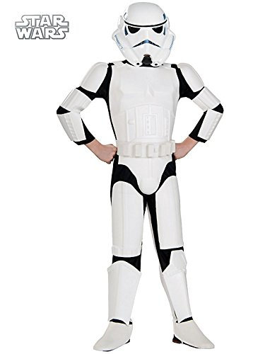 Rubies Star Wars Rebels Deluxe Imperial Stormtrooper Costume